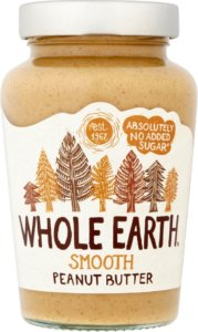Whole Earth Smooth Original Peanut Butter