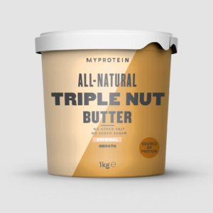 All-Natural Triple Nut Butters