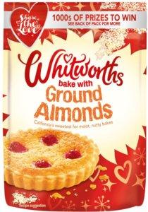 Whitworths Ground Almonds (almond flour)