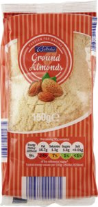 Belbake Ground Almonds from Lidl