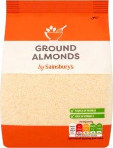 Sainsbury's Ground Almonds