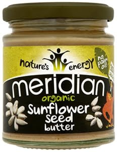 Meridian Organic Smooth Sunflower Seed Butter 170 g