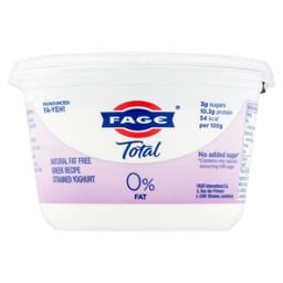 Fage Total Fat Free Greek