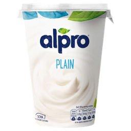 Alpro Plain Soya Yogurt
