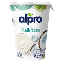 Alpro Plain with Coconut Soya