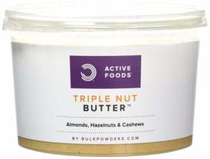 Triple Nut Butters