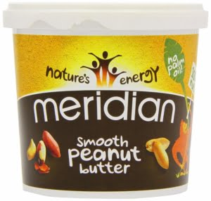 Meridian Natural Smooth with No Added Salt