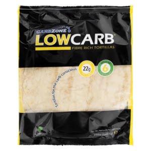 carbzone lowcarb tortillas large