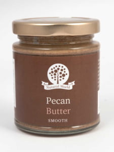 Nutural World - Smooth Pecan Nut Butter (170g)