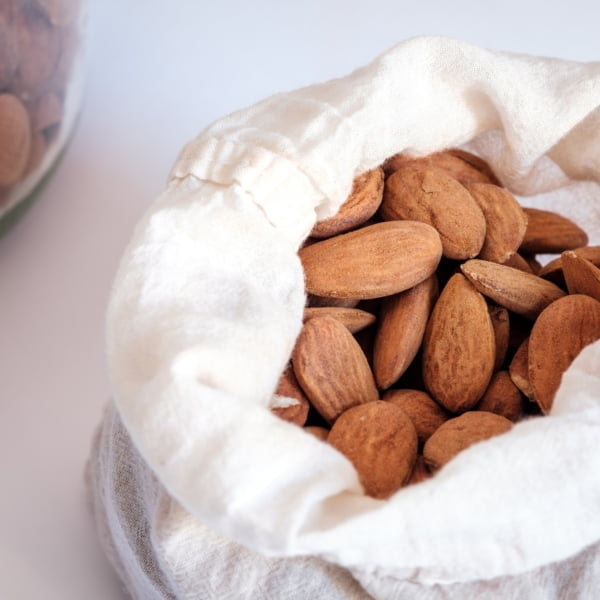 nut butters such as almond, cashew and hazelnut