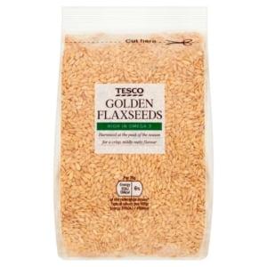 tesco golden flaxseeds for keto porridge