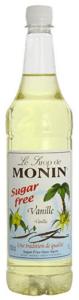 Monin Premium Vanilla Sugar Free Syrup 1 L