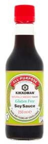 Kikkoman Tamari Gluten Free Soy Sauce