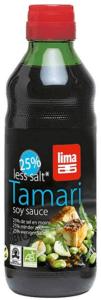 Lima Organic Tamari 25 Percent Less Salt