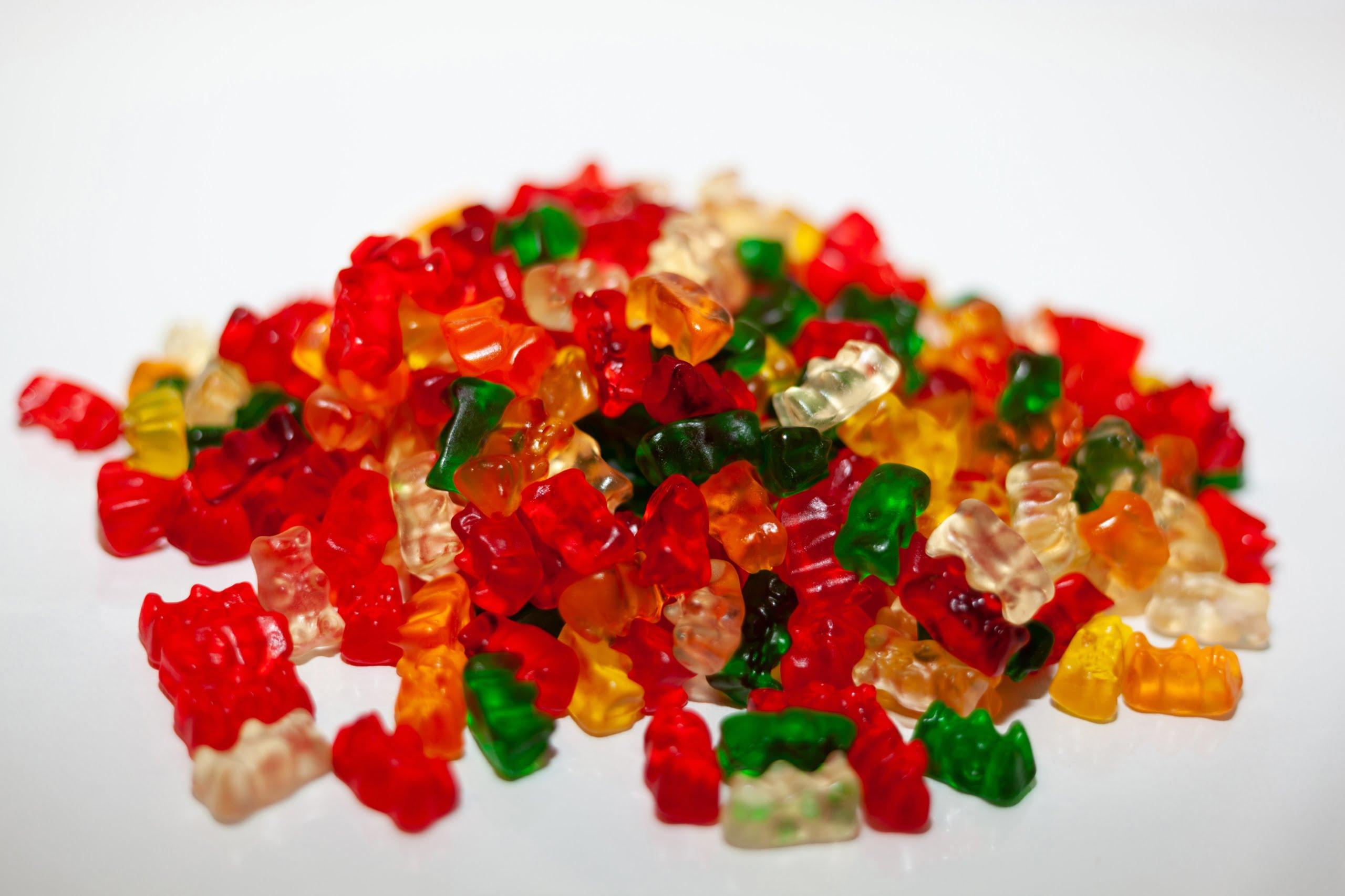 keto jelly bears