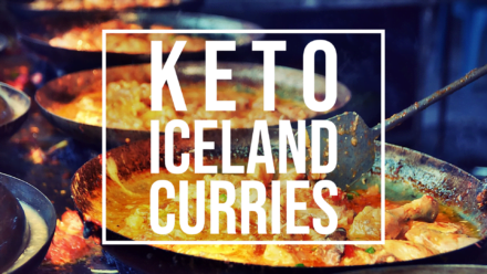 keto Iceland curries