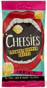 Cheesies Emmental snack