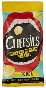 Cheesies Gouda snack