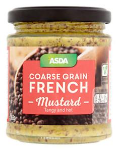 Asda Coarse Grain French Mustard