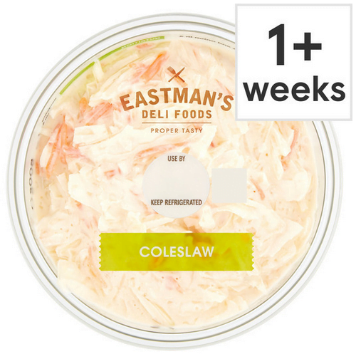 Tesco Eastman's Coleslaw
