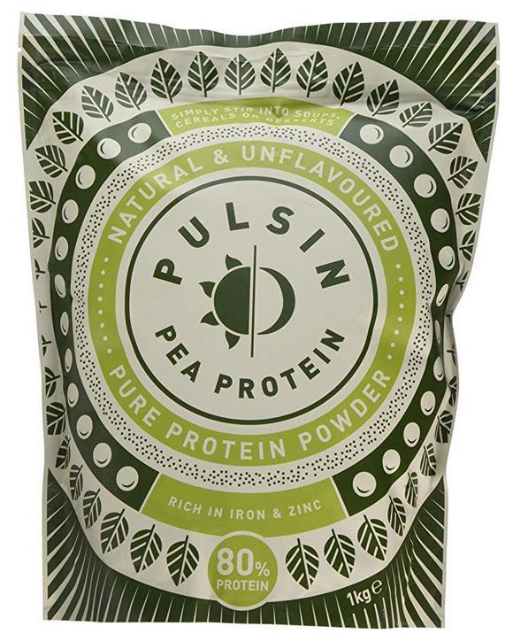 Pulsin' Pea Protein Isolate