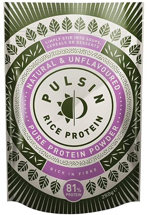 Pulsin' Rice Protein
