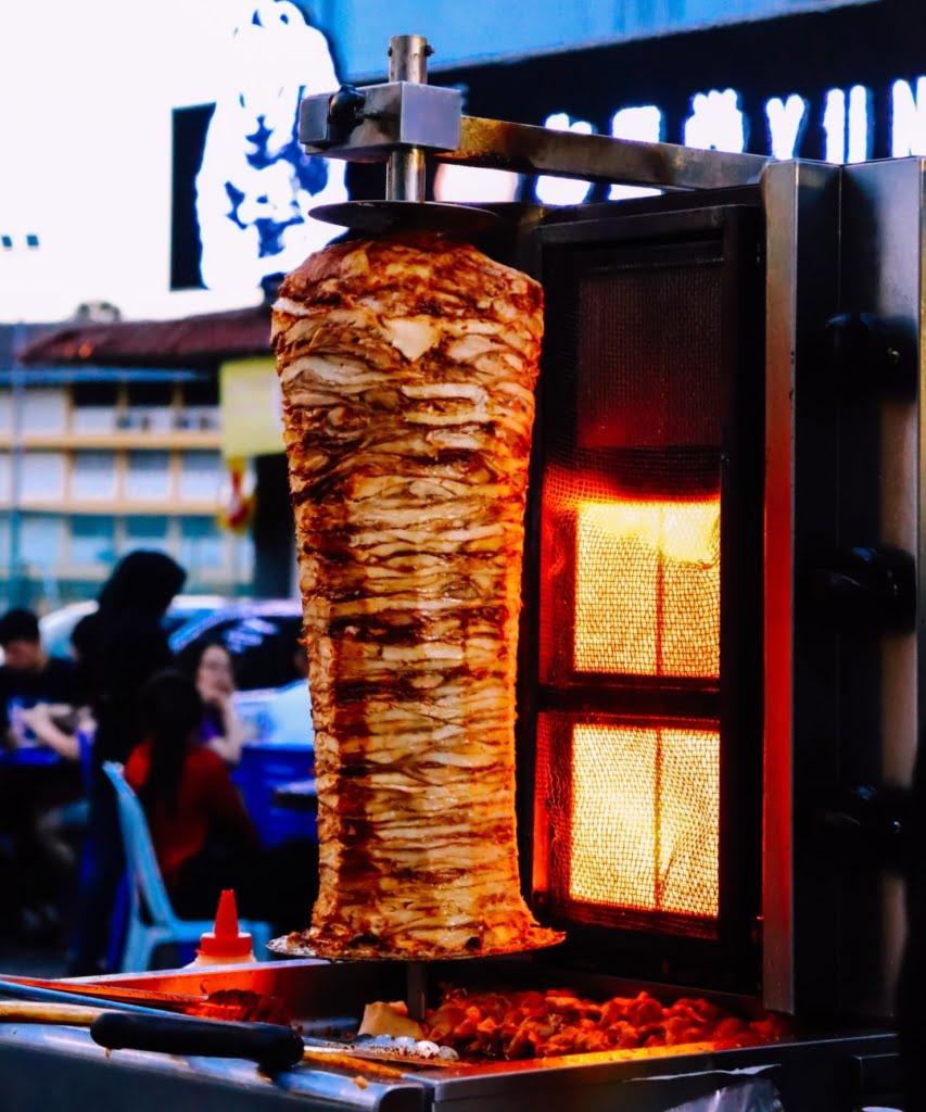 keto doner kebab takeaway