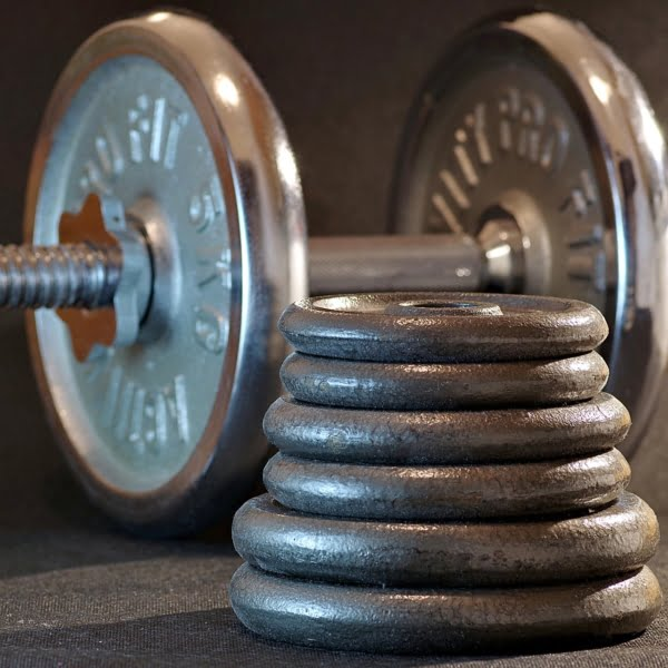 dumbbell workout plan on keto
