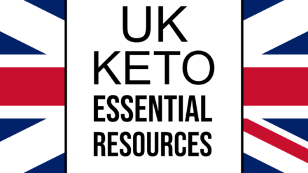 UK keto essential resources