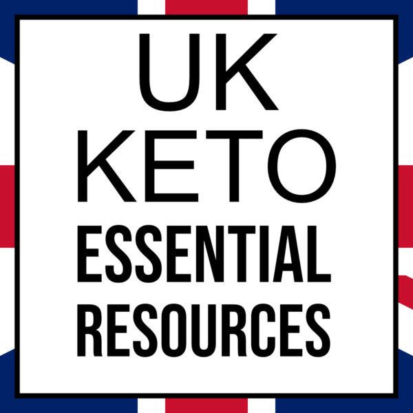 UK keto essential resources