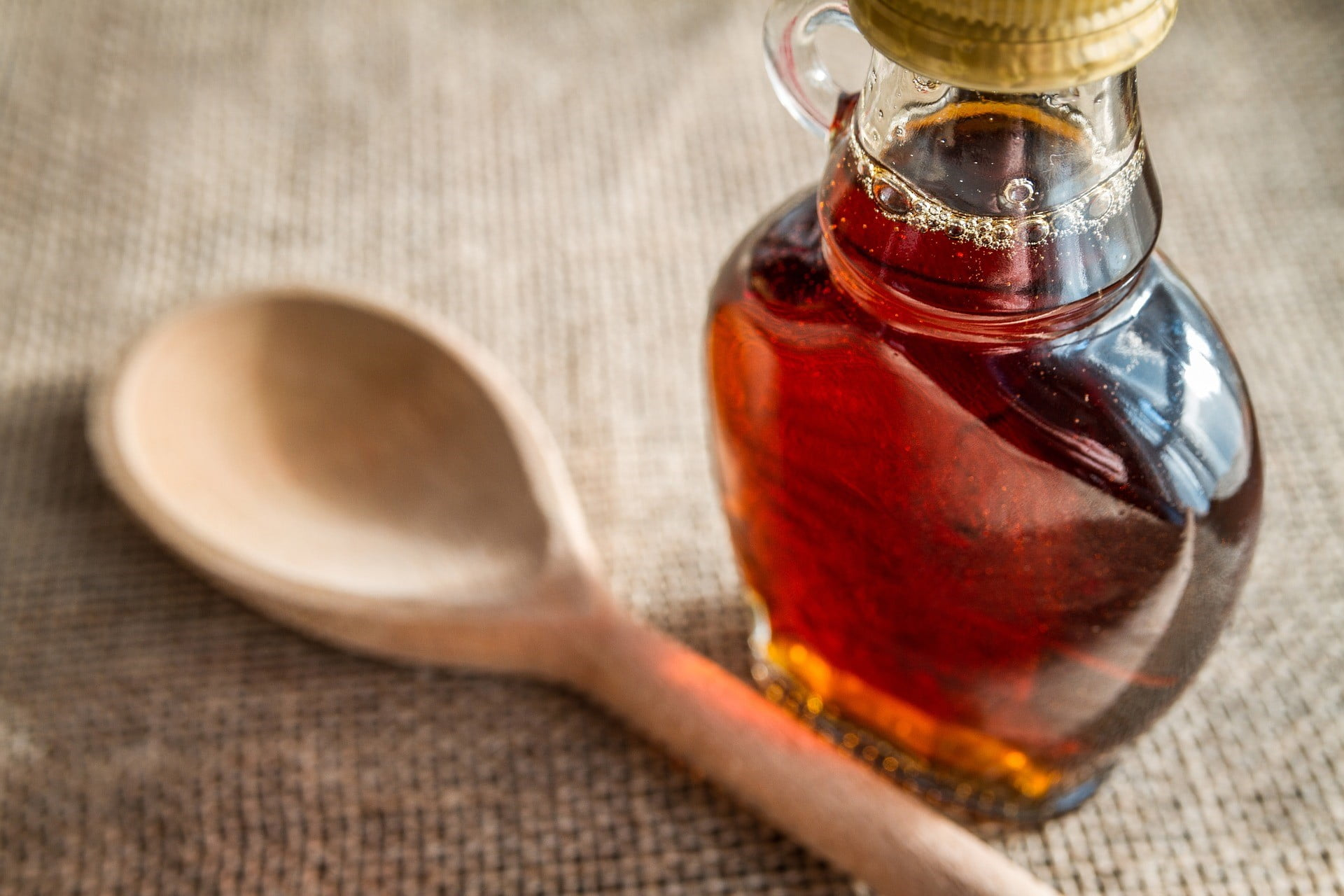 sugar free maple keto syrup