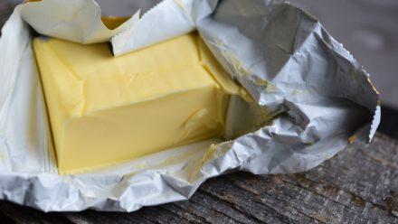 keto butter block