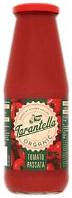 Tarantella Organic Tomato Passata