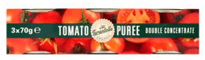 Tarantella Organic Double Concentrate Tomato Puree