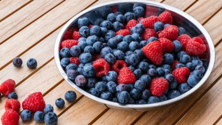 keto fruits berries