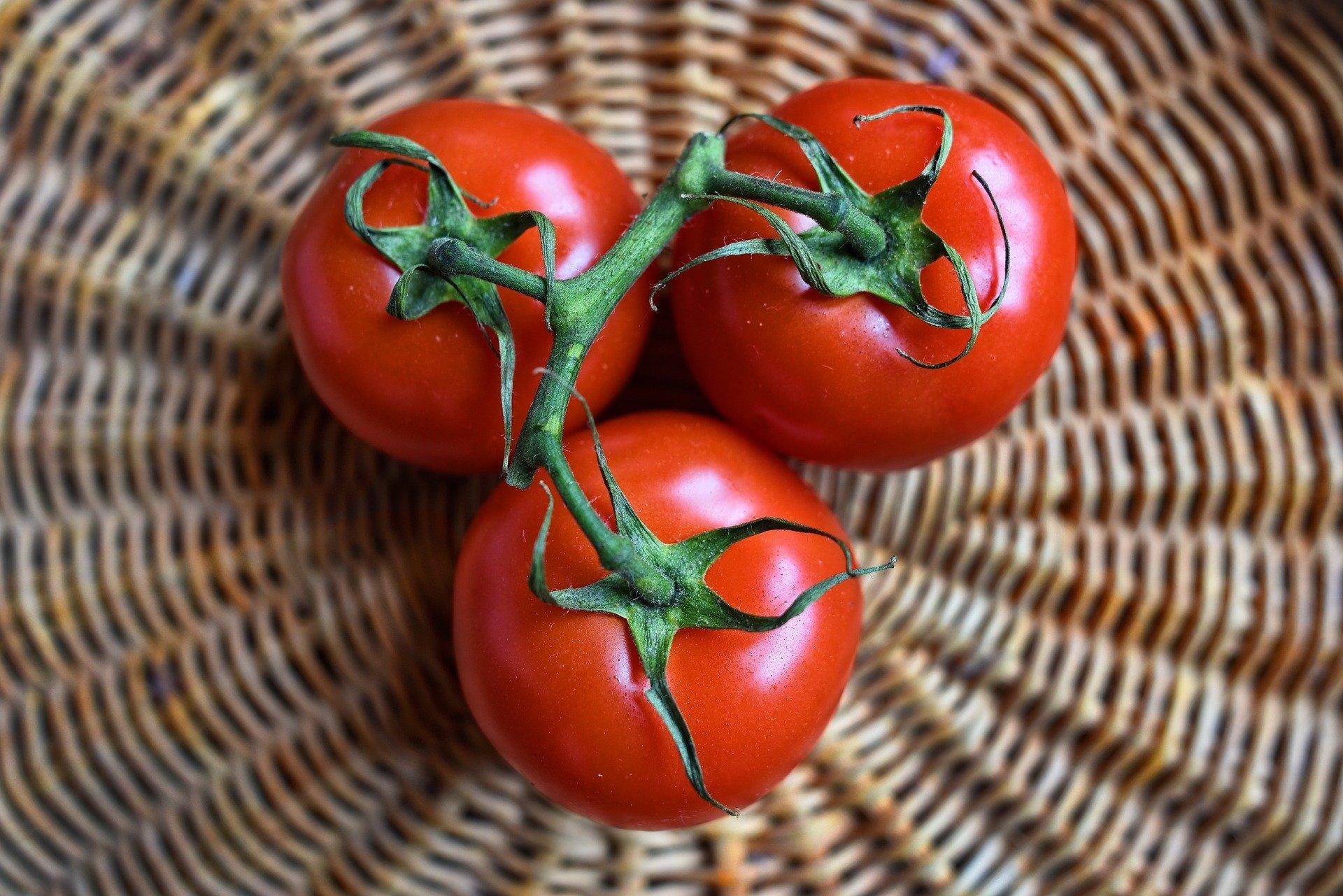 keto tomatoes