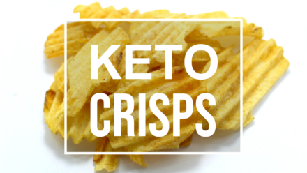 keto crisps alternatives