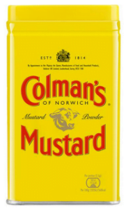 Colman's Original English Mustard Powder