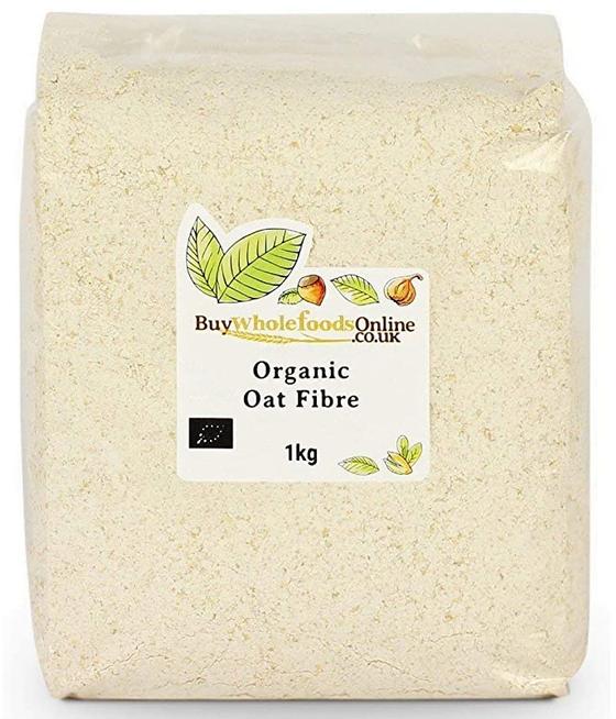 Organic Oat Fibre 1kg (Buy Whole Foods Online Ltd)