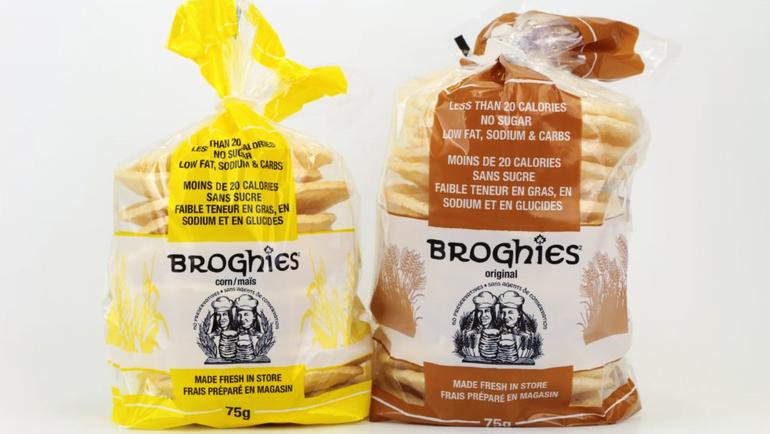 Broghies Popped Grains Wheat 75g