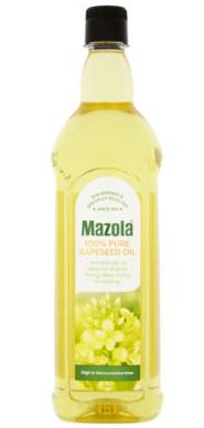 Mazola Pure Rapeseed Oil
