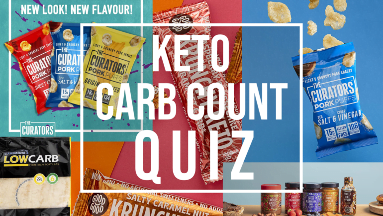 keto carb count quiz