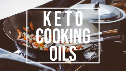 keto cooking oils