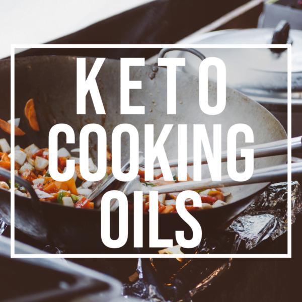 keto cooking oils