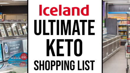 Iceland ultimate keto shop
