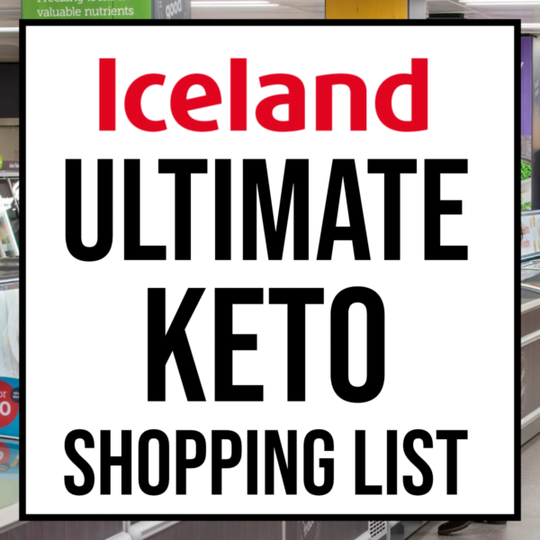 Iceland ultimate keto shop