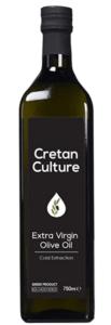 Cretan Culture Extra Virgin Olive Oil 750 ml