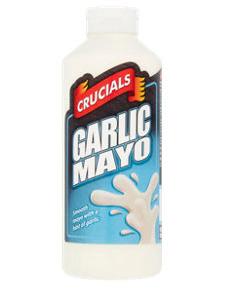 Crucials Garlic Flavoured Mayo Dip