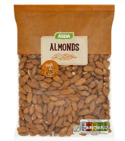 ASDA Almonds 600g