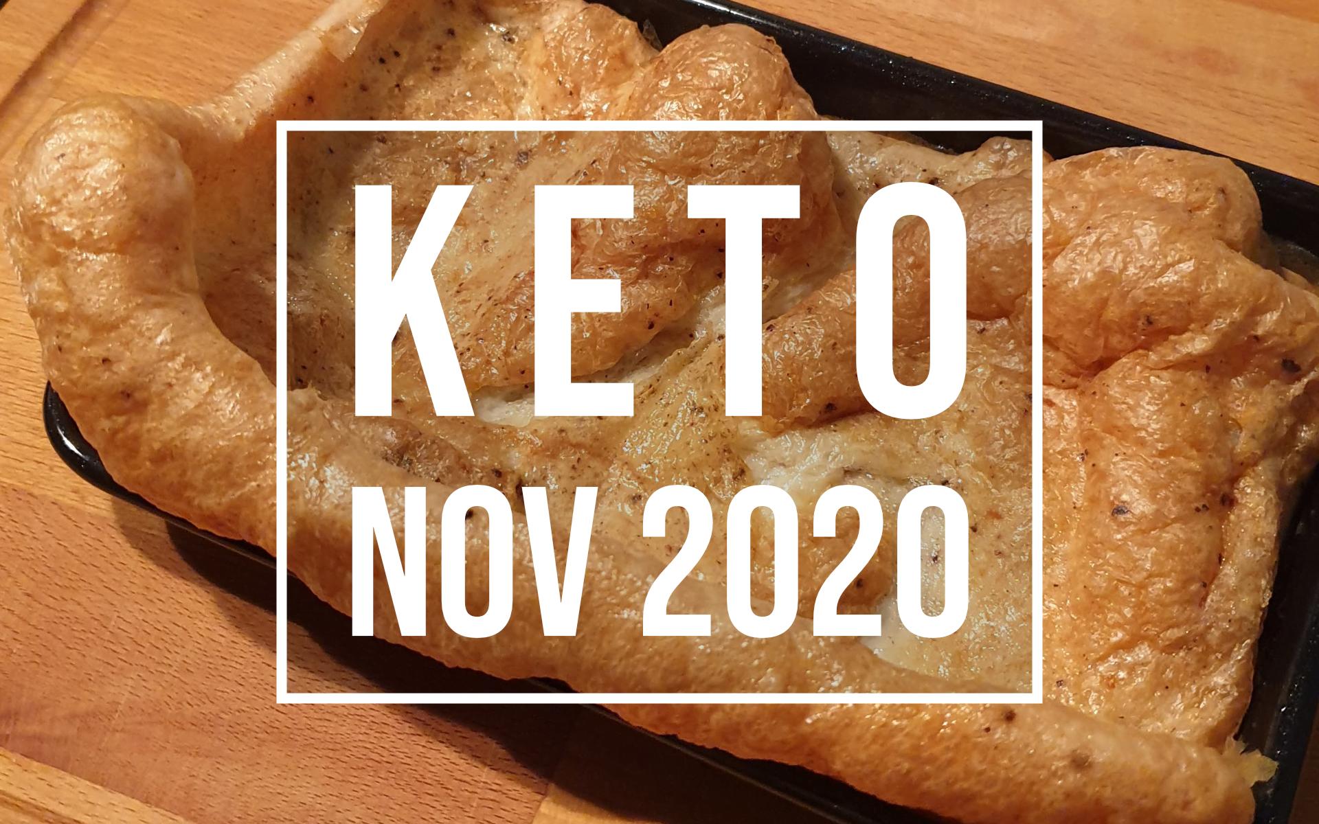 keto roundup Nov 2020